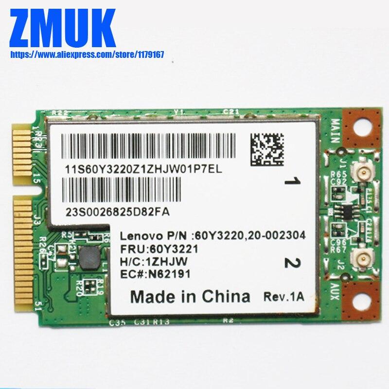 BCM94312MCG 802.11B/G WiFi адаптер для Lenovo Ideapad S10 серии, FRU 60Y3221 20002303