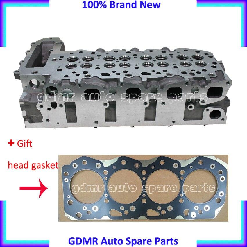 16V de aleación de aluminio de 8-97355-970-8-8-97355970-8 4JJ1TC 4JJ1-TC JJ1-TCS 4JJ1-TCX 4JJ1 cabeza de cilindro para Isuzu D-MAX MU-7