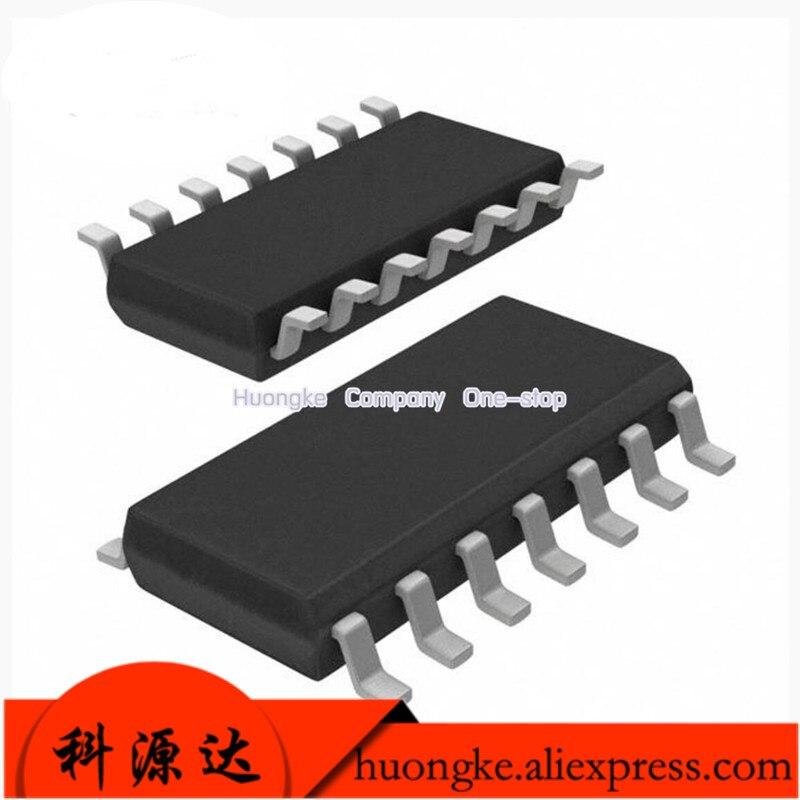 Lote de 10 unidades, LM2901 LM2901DR LM2901DT, parche SOP-14, comparador de voltaje cuádruple
