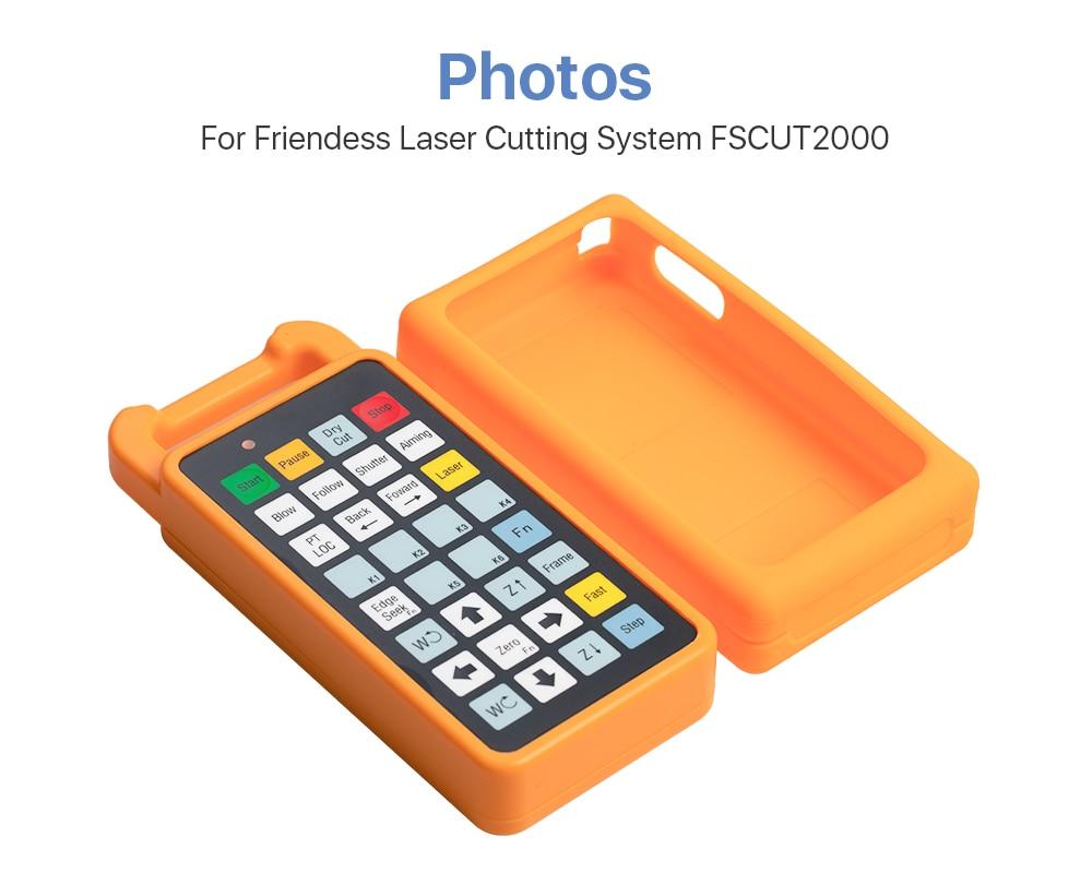 Wireless Remoter WKB for FSCUT2000C Cypcut BCS100 BMC1604 FSCUT2000 Controller enlarge