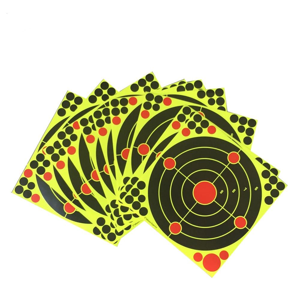 12-дюймовые клейкие приспособления для стрельбы «Stick & Splatter» для оружия, винтовки, пистолета, пневматического оружия для страйкбола, пистолет...