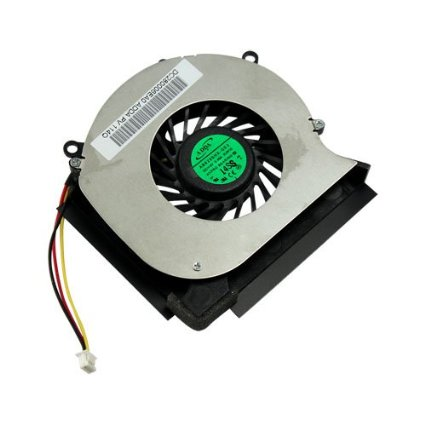 SSEA Novo Ventilador de Refrigeração da CPU para HP Pavilion DV3 CQ35 CQ36 DV3ZZ series P/N AB6205HX-GE3 KJW10