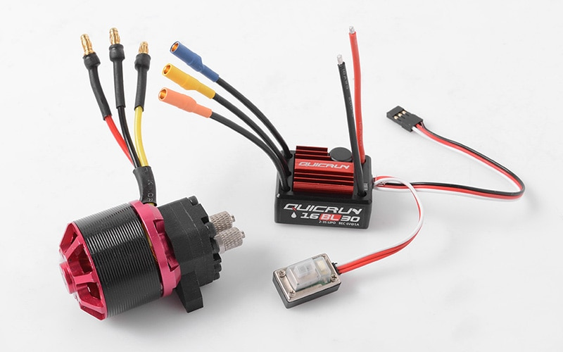 JD-20 2814 Micro Brushless Oil Pump Set