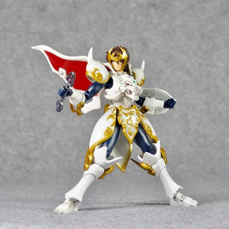 DS Dasin (GT świetne zabawki) model figurka TenKuu Senki Shurato metalowa tkanina ND020