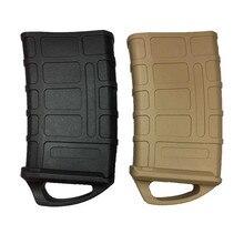 M4/M16 rapide Magazine en caoutchouc étui de chasse tactique en caoutchouc poche 5.56 otan Mag sac de poche cartouche de pistolet à eau