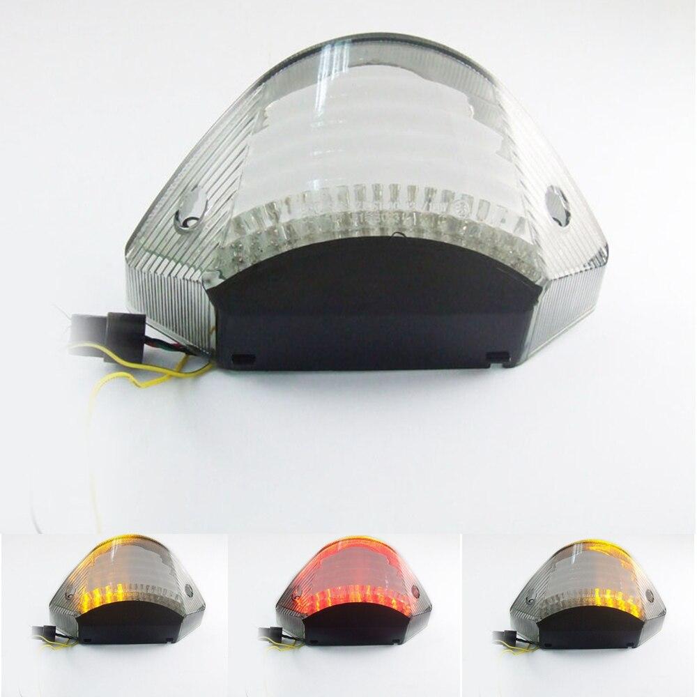 Motocykl kierunkowskaz led światło tylne Taillight dla HONDA CB600 HORNET CB900 HORNET 599 919 2002 2003 2004 2005 2006 2007