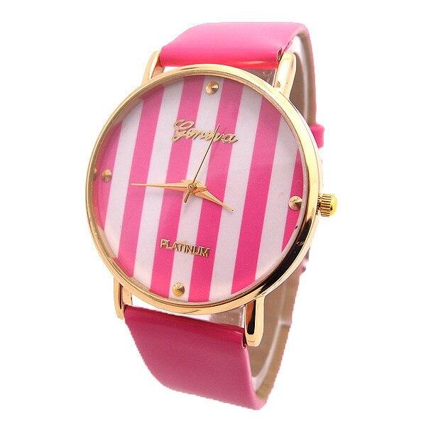 Luxury Brand Leather Quartz Watches Women Men Ladies Fashion Wrist Watch Clock female relogio femini