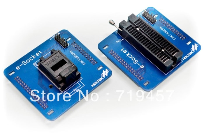 FREE SHIPPING Burner programmer e-writerpro adapter test block e-socket eskt28sopa
