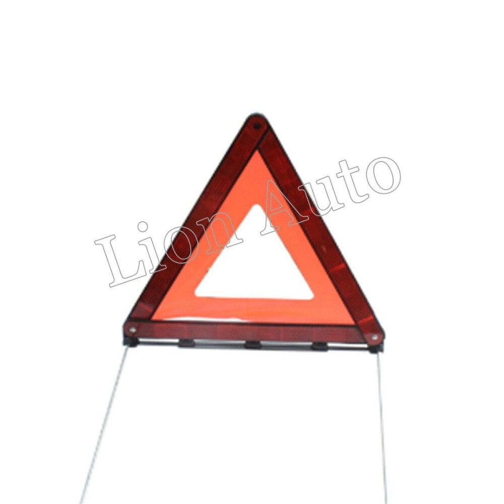 Новые автомобильные треугольные сигнальные треугольные парковочные сигнальные принадлежности для аварийной безопасности