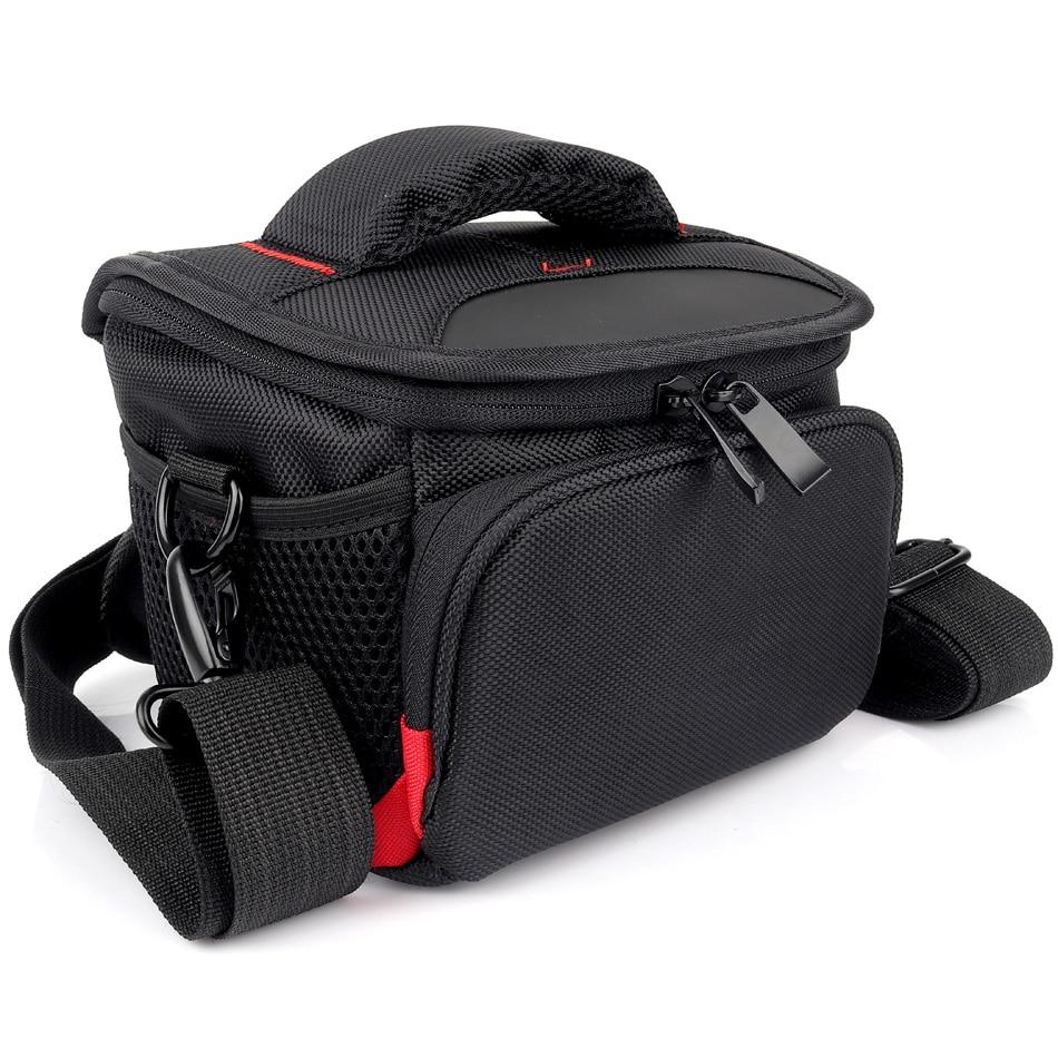 Shoulder Camera Bag Case for Panasonic Lumix LX100 LX10 LX15 LX7 LX100M2 FZ2500 GX8 GX7 GF10 GF9 GF8 FZ300GKK FZ80 FZ85 ZS200