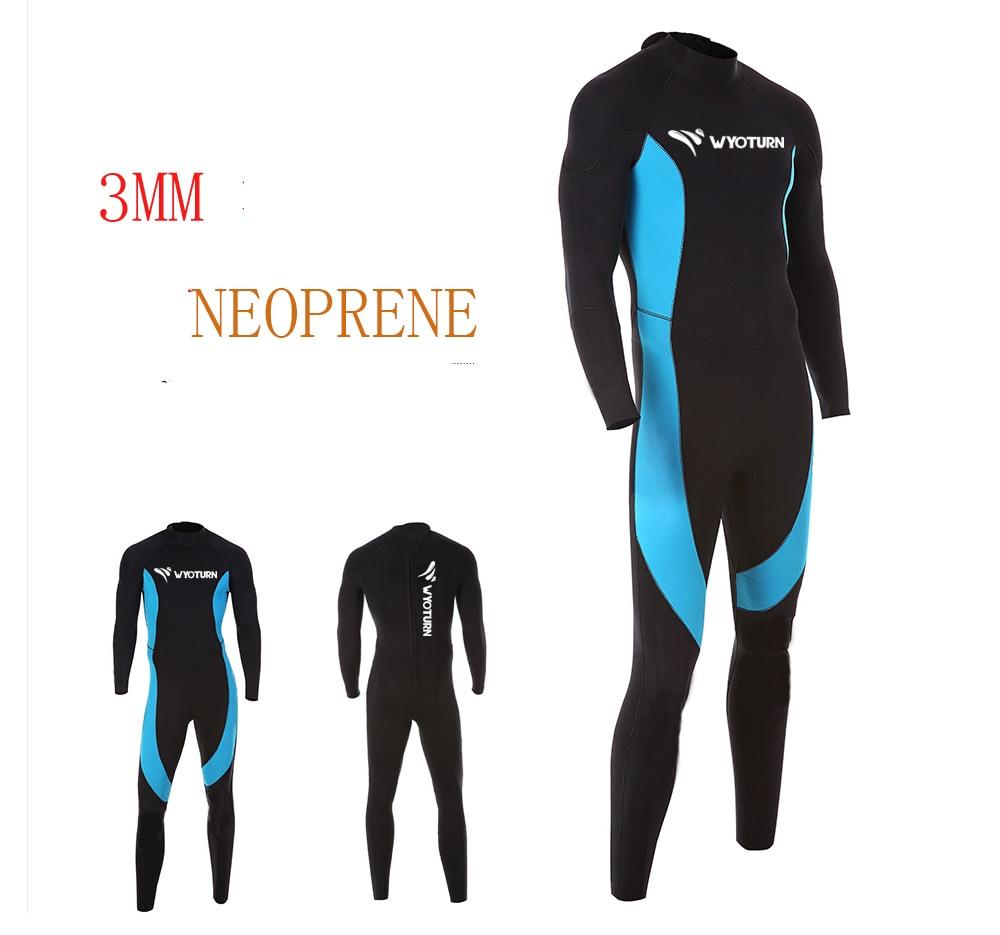 Dropshipping Diving Suit 3MM Neoprene Men Woman Pesca Diving Spearfishing Wetsuit Surf Split Suit Snorkel Swimsuit Combinaison