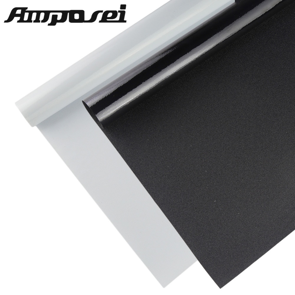 45*200cm hogar sin pegamento película electrostática vidrio ventana aislamiento película ventana pegatinas sol sombra UV rechazo-FT
