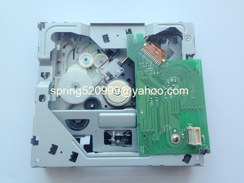 Wholesales Brand new Matsushita single CD drive loader deck mechanism PCB long socket for HondaCRV car cd audio