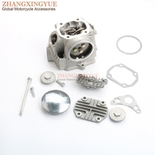39mm Cylinder Head Kit & A7TC Spark Plug for HONDA Z50 CRF50 XR50 ZB 50 50cc 4T