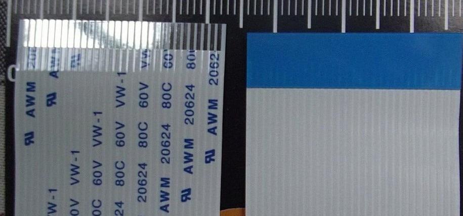 ffc flex ccd scanner flat cable cis radf for samsung clx3300 clx3305 m3370 m3375 m3870 m3875 m4070 m4075 scx4833 scx4835 scx5030 CUSTOMIZED ORDER : Flat Flex ribbon FFC cable 4 - 80 pin 30 - 8000mm long pitch 0.5mm 0.8mm 1.0mm 1.25mm 2.54mm awm vw-1