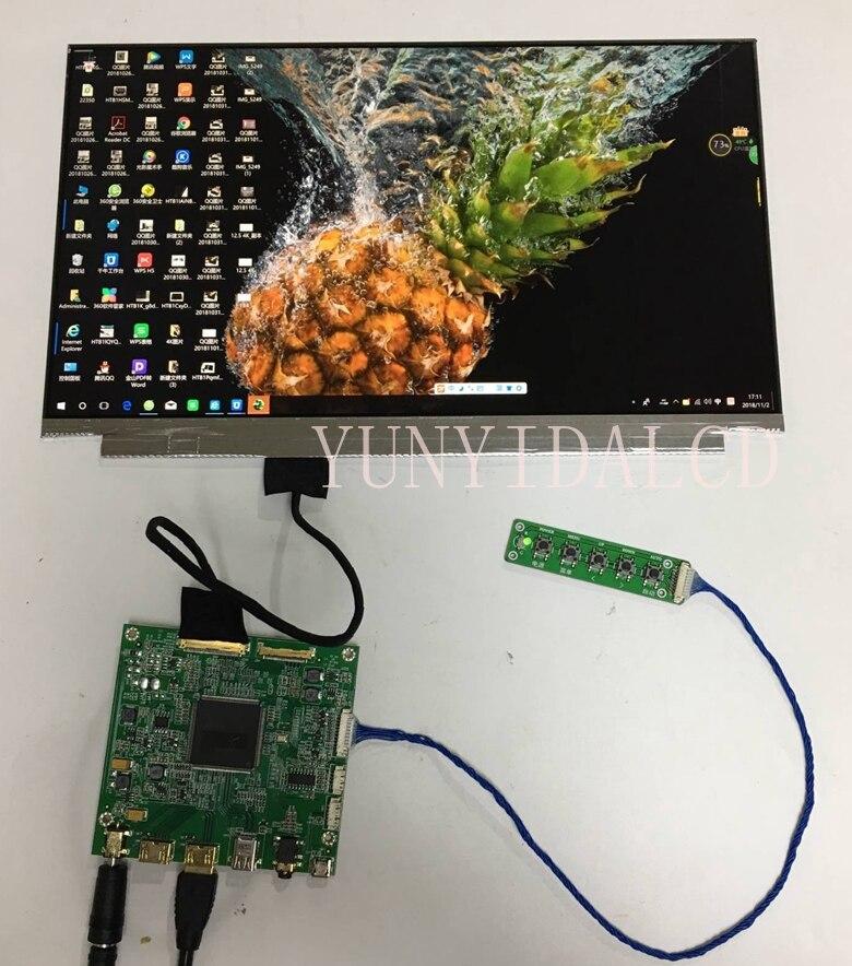 13.3 inch 3840*2160 4 k Nieuwe Originele UHD IPS Display DisplayProt DP Driver Board LCD Module Screen Monitor laptop HDMI LP133UD1