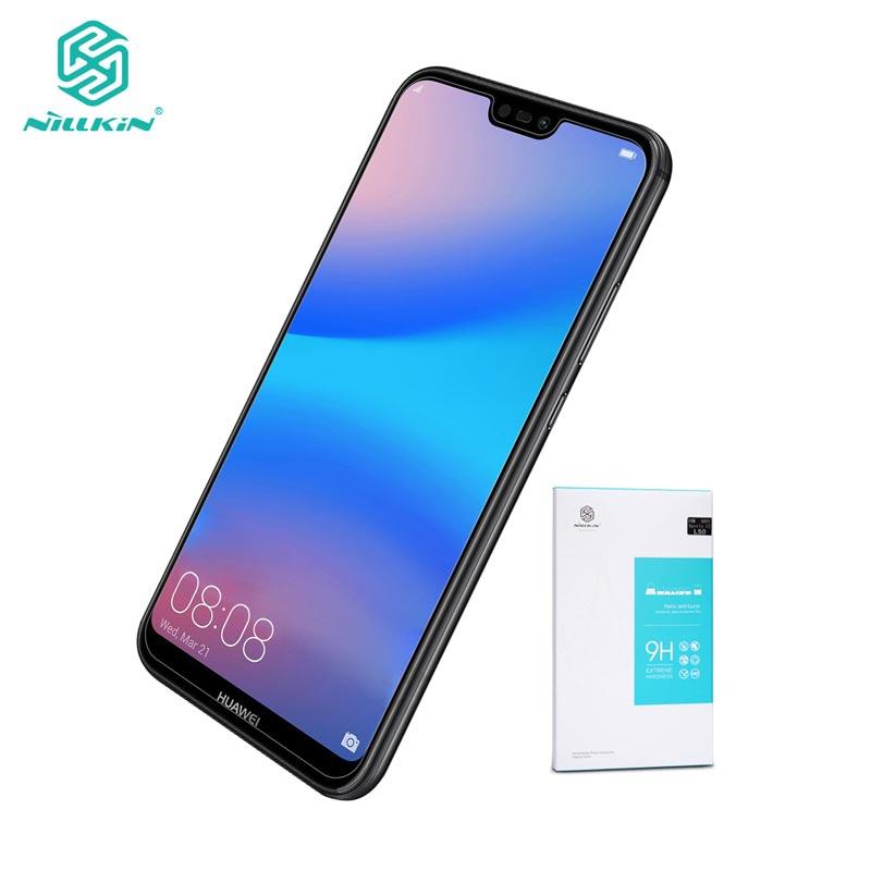 Funda Huawei P20 Lite de vidrio templado increíble H 0,33 MM pantalla cristal protector para Huawei P20 Lite/P20Lite/Nova 3E