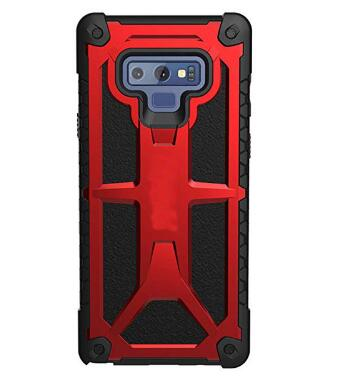 Heavy Duty Protection Armor PC+TPU Case for Samsung Galaxy Note 20 10 9 8 Shockproof Cover Galaxy A9