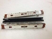 [BELLA] миксер переключатель потенциометра фейдера SC-100N A10K B10K 12,8 см 128 мм 15 мм ручка потенциометра переключатель один двойной слайд-10 P