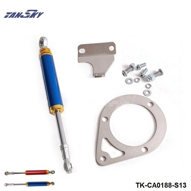 Juego de amortiguadores de motor para NISSAN 200SX S13 180SX 240SX Lenovo SR20 SR20DET (carrera 305 MM-325 MM) TK-CA0188-S13