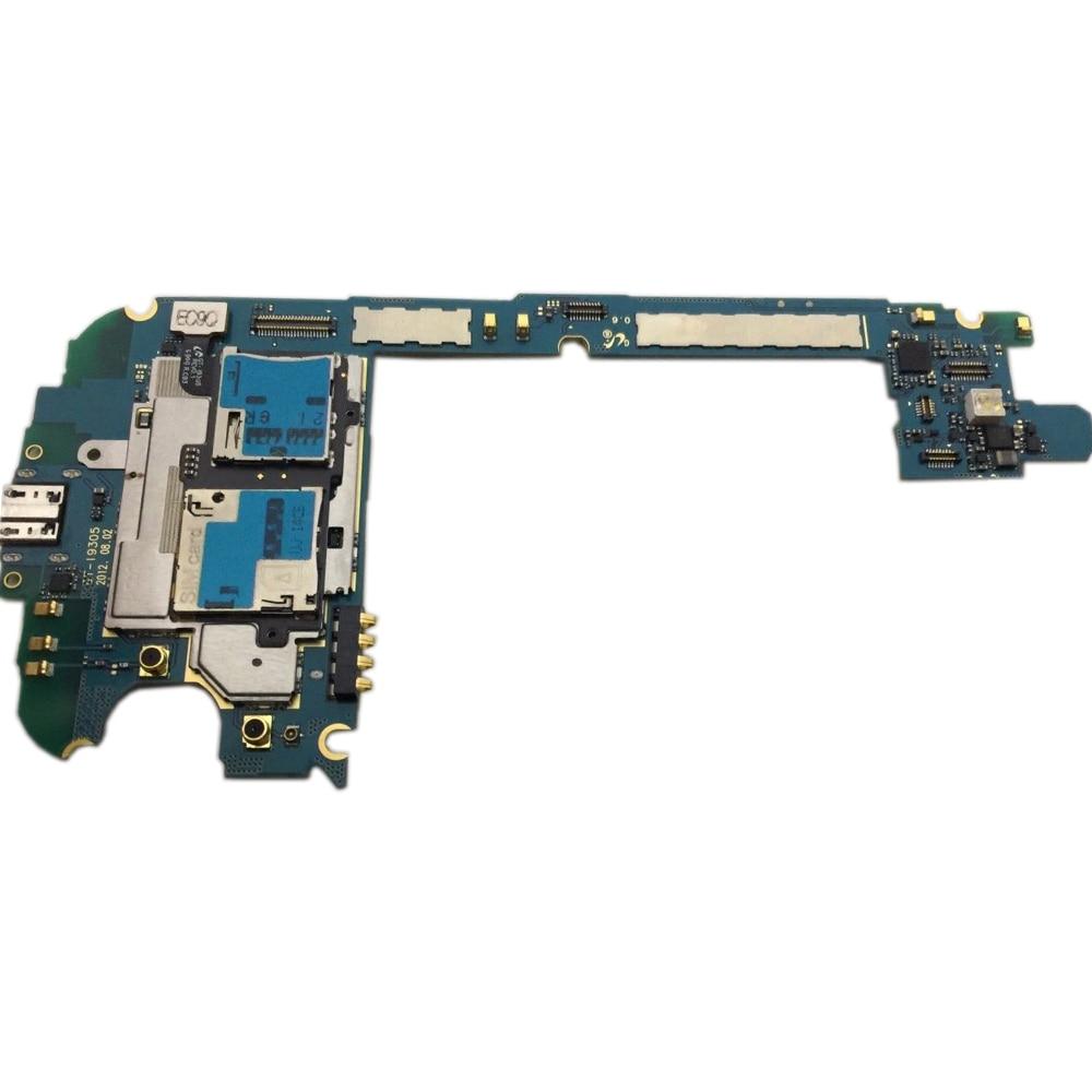Oudini 100% desbloqueado 16GB trabajo para Samsung Galaxy S3 i9305 placa base...