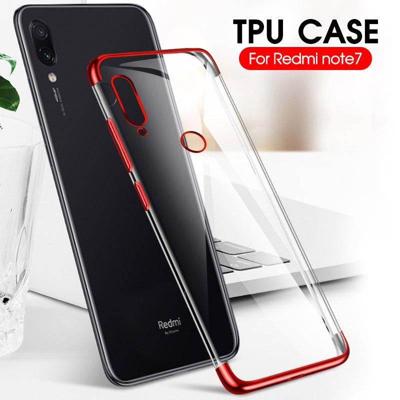 Ultra Fino Caso de Telefone para Xiao mi mi mi Vermelho K20 9 T 7 9 T Pro 9 Nota Pro de volta Caso Capa Protetora Coque mi 9 TPro 9 TPro Silicone TPU