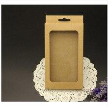 Emballage demballage en papier kraft   Boîte en papier kraft de détail pour accessoires de transport