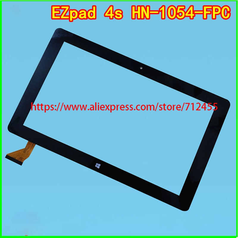 Nuevo para 10,6 pulgadas Jumper EZPad 4Spro Tablet PC pantalla táctil capacitiva panel de pantalla externa reemplazo EZPAD 4S Pro
