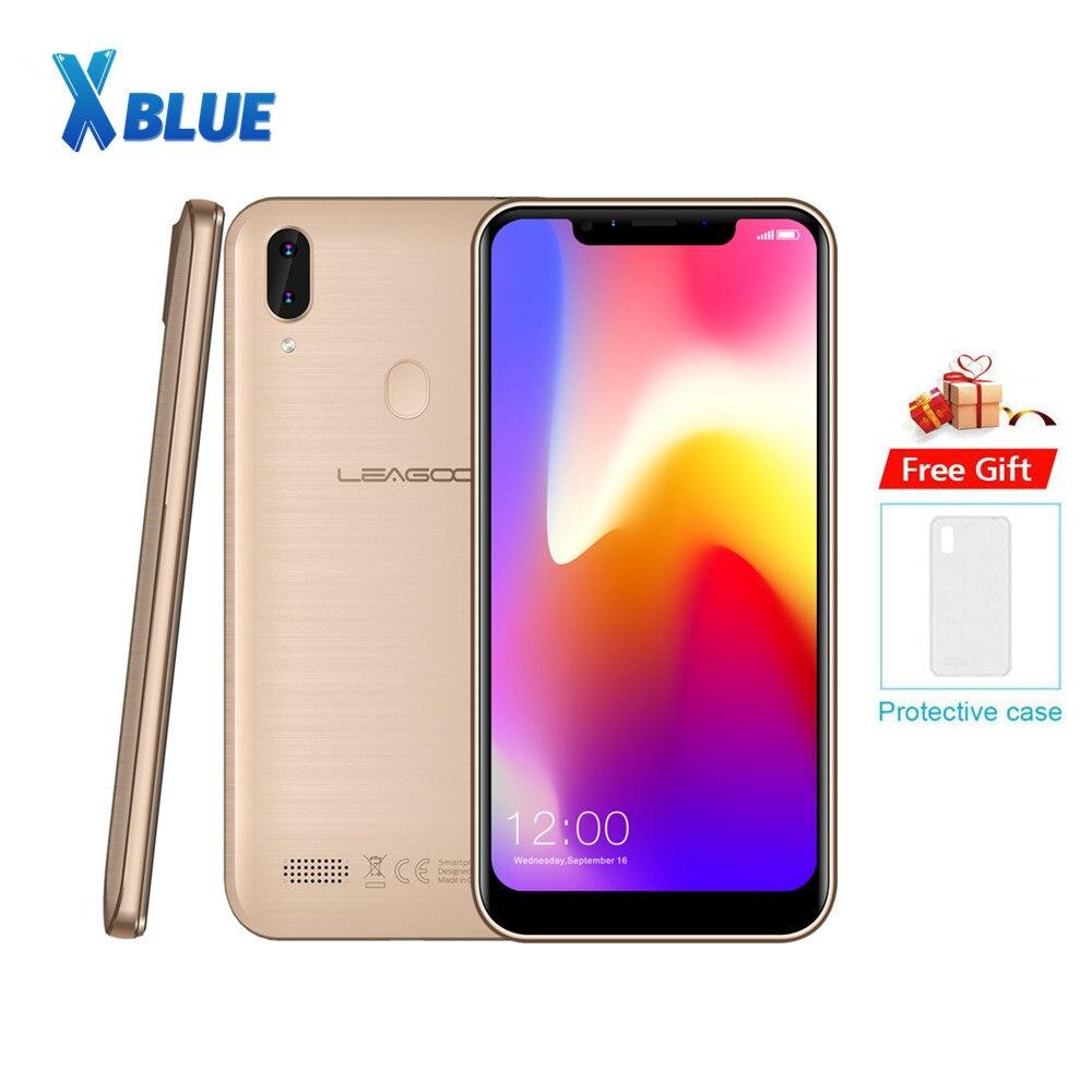 Перейти на Алиэкспресс и купить LEAGOO M11 смартфон с 5,5-дюймовым дисплеем, четырёхъядерным процессором MT6739, ОЗУ 2 Гб, ПЗУ 16 Гб, Android 8,1, 2-мя слотами для sim-карт, 4G