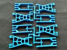 MadMax rc partie cadre Nylon bleu Suspension A bras pour HPI Savage X/Flux/XL