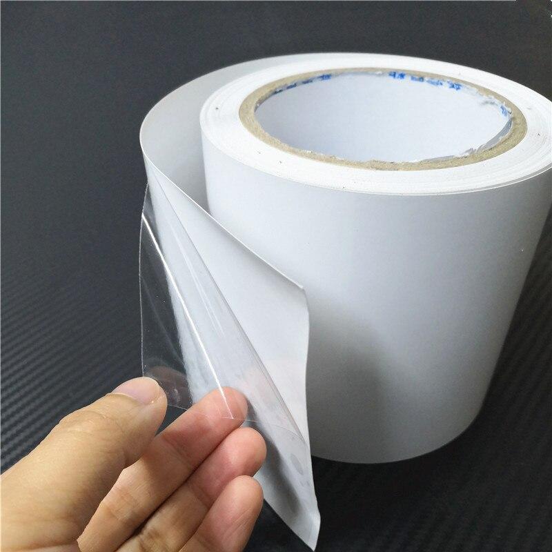 Film de Protection pour pare-choc de voiture   15CM x 5M épaisseur 0.2mm, film de Protection transparent en vinyle, livraison gratuite
