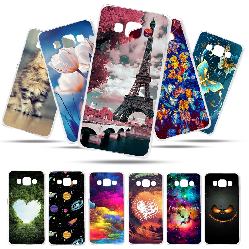 Funda para Samsung Galaxy A5 2014, funda para Samsung A500 A3 2016 2017 A10 A10e A10s A2 Core A20e A20S A30 A30s A40 A50 A50S