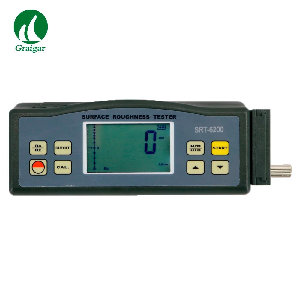 SRT-6200 خشونة المحمولة متر Ra:0.05 ~ 10.00 um Rz: 0.020 ~ 100.0 um