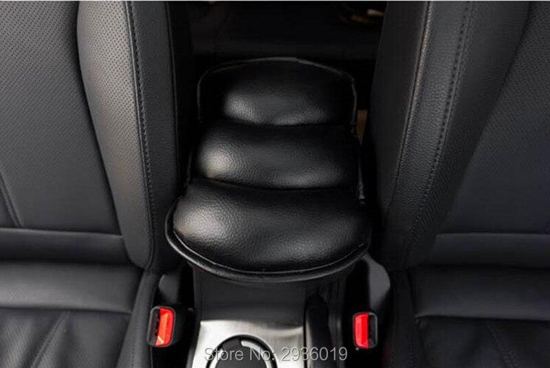 Pegatina de estilo de coche cubierta de compartimento de reposabrazos para Citroen c2 c4 c5 c4l c3 saxo xsara picasso berlingo Accesorios