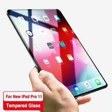 LECAYEE HD Gehard Glas Screen Protector Voor iPad Pro 11 inch Apple iPad 11 9 H Screen Beschermende Glas A1980 a2013 A1934
