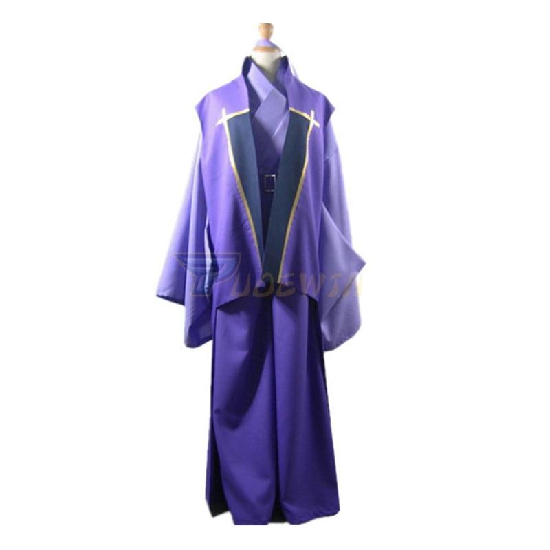 Аниме «Fate Stay Night», кимоно-убийца, карнавальный костюм на Хэллоуин, карнавальные костюмы на заказ, любой размер