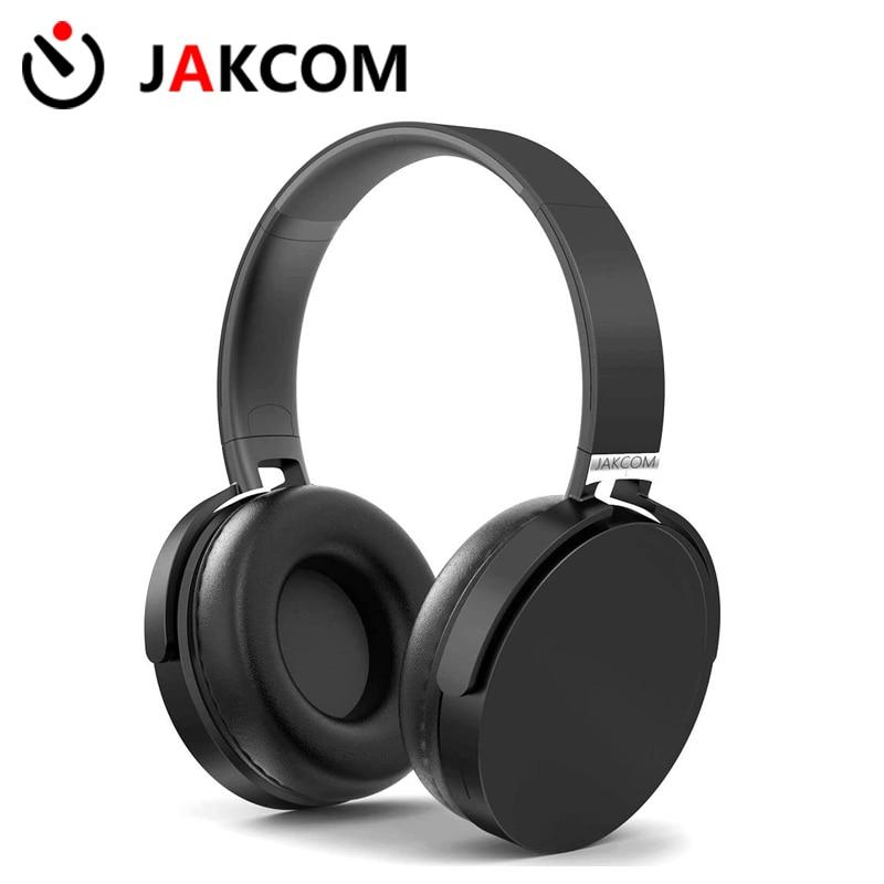 JAKCOM BH2 Bluetooth 4,1 para Auriculares auriculares inalámbricos auriculares con micrófono TF tarjeta IP55 para teléfono móvil auriculares Bluetooth
