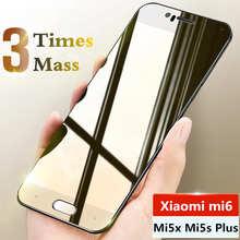 Защитное стекло MAOSHENG LEE для Xiaomi MI 6, 9H, 1-2шт.