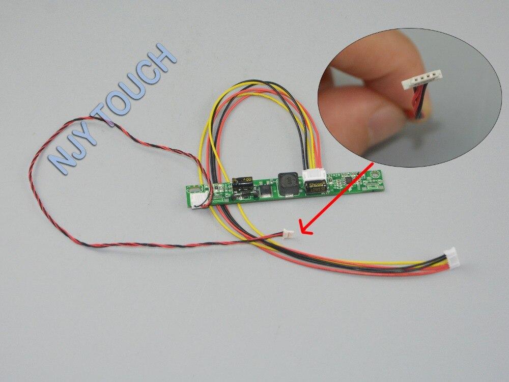 SQD-632 LED rétro-éclairage lampe pilote carte unité 4 broches connecteur LED onduleur pour LTM230HT10 Molex 104085-0400 LTM200KT10