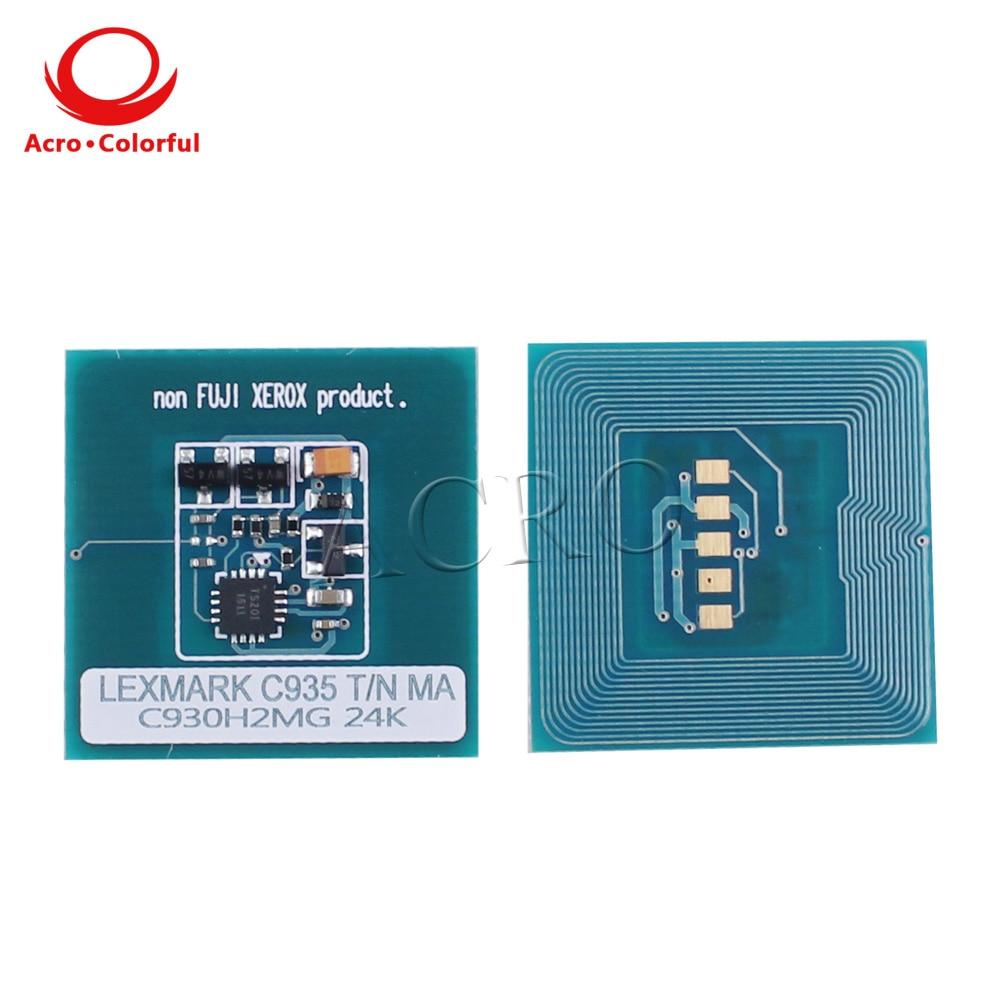 35K X860H21G Compatible Chip for Lexmark X860 X862 X864 cartridge Laser printer toner reset chip