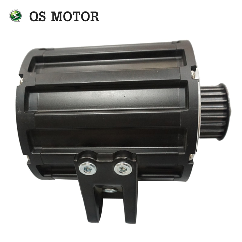 QS Motor New Launched Product 120 2000W 72V 70H Mid Drive Motorfor Electric Motorcycle enlarge