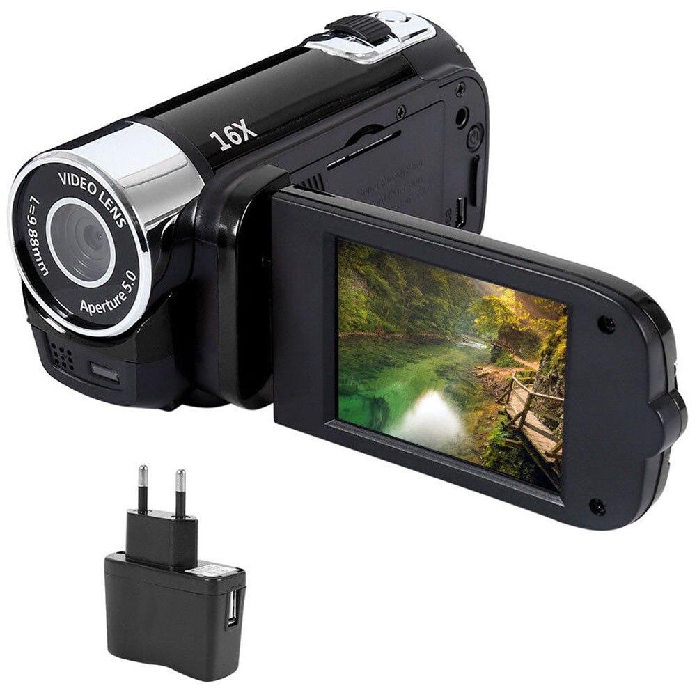 1080P regalos de videocámara alta definición cámara Digital disparo Anti-vibración LED luz temporizada Selfie visión nocturna claro Wifi DVR