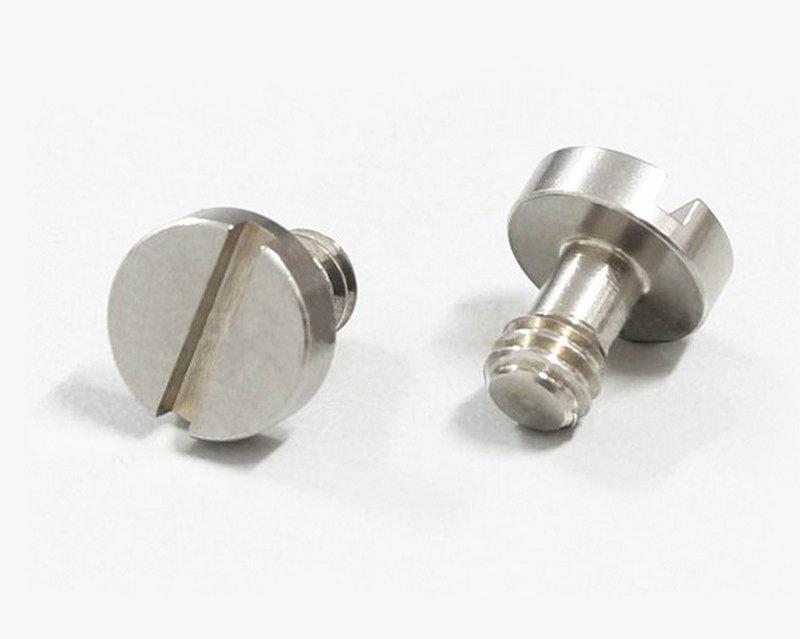 10 piezas 1/4 tornillo de conversión para trípode monopié Joby DSLR SLR accesorios de la Cámara envío gratis Ru