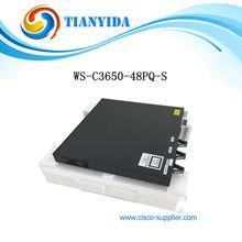 Commutateur de base WS-C3650-48PQ-S catalyseur C3650 48 ports 10gb commutateur géré