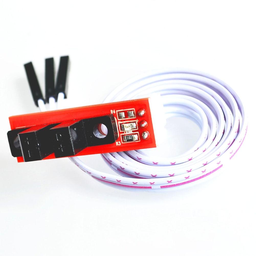Nuevo interruptor óptico de parada final Opto CNC para impresora 3D Mendel Prusa @ DJA99