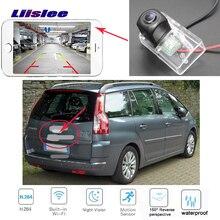 LiisLee-caméra de vision arrière sans fil   Pour Citroen C3, Picasso, Grand C4, MK1, vision nocturne, caméra de recul de voiture étanche