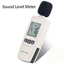 Mini Sound Level Meter Dezibel Meter Logger Lärm Audio Detektor Digitalen Diagnose-tool Automotive Mikrofon GM1352