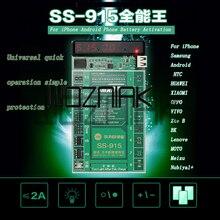 Outil de carte PCB de charge rapide de carte dactivation de batterie universelle de SS-915 avec le câble dusb pour liphone Samsung Android HTC HUAWEI XIAOMI