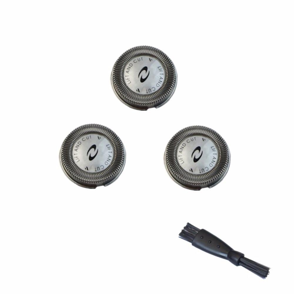 3 uds reemplazo hoja HQ64 para philips HQ64 HQ54 HQ6070 HQ6071 HQ5705 HQ 5710 HQ6073 HQ7310 HQ7325 HQ7320 HQ7340 PT710