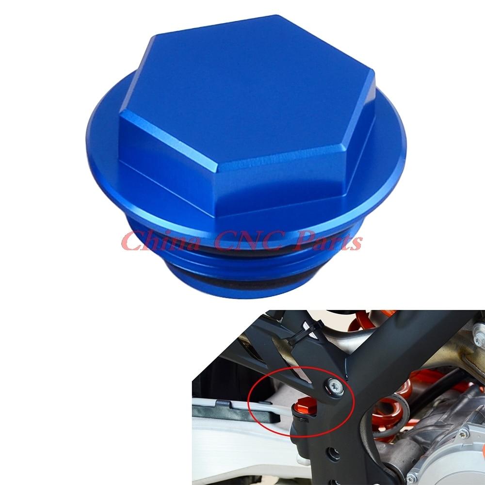 NICECNC мотоцикл задний тормозной резервуар Крышка для Husqvarna CR FC FE FS FX SM SMR TC TE TXC WR 125 250 300 350 449 450 510 511
